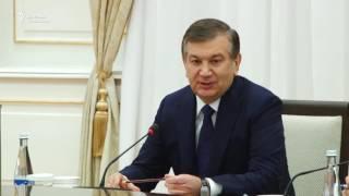 Мирзиёев: Өзбекстанга кош келдиңиз
