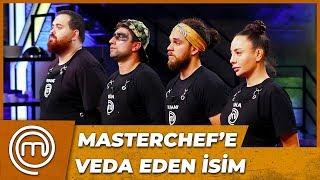 Elenen İsim Belli Oldu |  MasterChef Türkiye 52.Bölüm