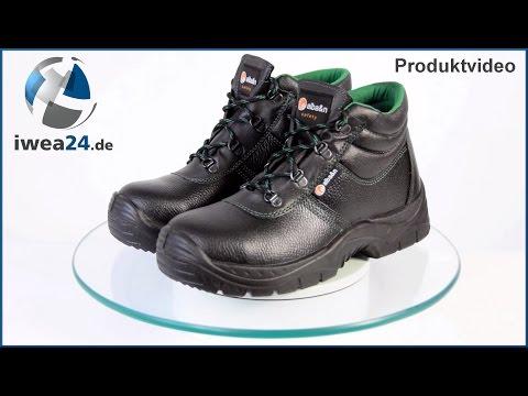 iwea24 - Arbeitsschuhe und Sicherheitsschuhe Stiefel S3 - Produktvideo | HD