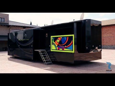 Intip Rumah Berjalan Milik Valentino Rossi yang Bernilai Rp5,4 Miliar