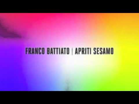 Franco Battiato - Passacaglia (nuovo singolo da Apriti Sesamo)