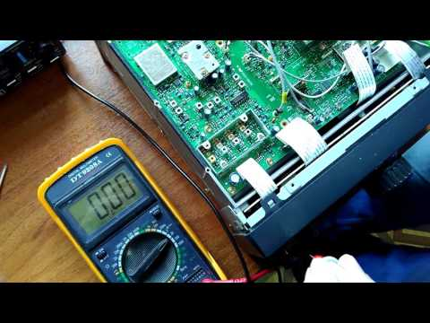 Kenwood TS-570D Panadapter modification with an 820T2 RTL SDR dongle