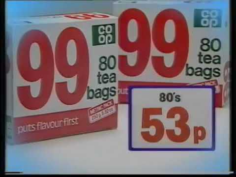 Co-Op Advert UK 1978
