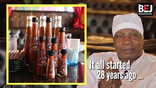 Meet The Black Man Behind Japan's #1 Hot Sauce (Black in Japan) | MFiles