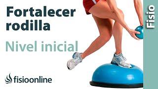 Ejercicios para fortalecer la rodilla - Nivel de recuperación inicial