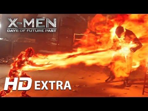 X-Men: Days of Future Past (Featurette 8 'Extinction')
