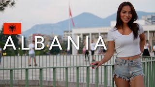 TRAVEL To ALBANIA 2020 FIRST IMPRESSION Of TIRANA - Do I Like It?