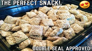 Healthy High Protein Puppy Chow Recipe | Easy Bodybuilding Snack