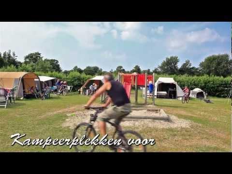 Camping Mast Terschelling - Promotie film camping en restaurant (korte versie)