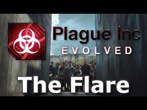 Plague Inc: Custom Scenarios - The Flare