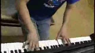 Medley Zelda au piano