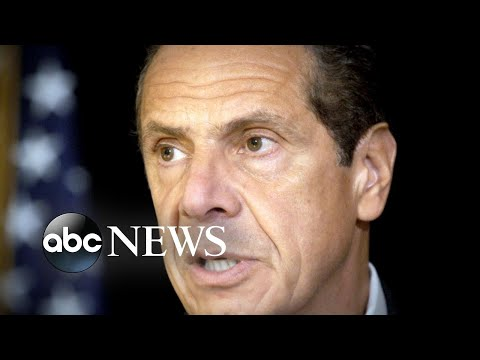 NY governor under fire for pandemic response