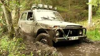 4x4 Extreme Off Road From Sweden