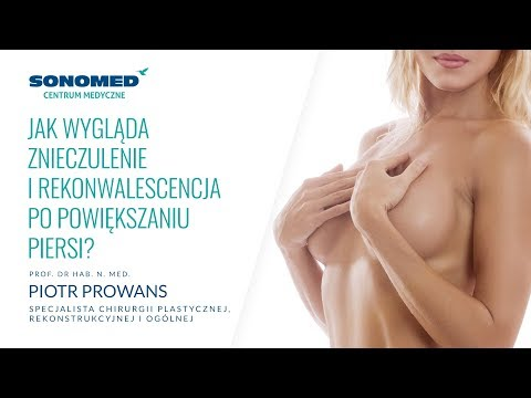 I metody, aby zwiększyć korektę piersi
