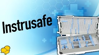 View the video InstruSafe takes surgical instrument organization and transportation to a new level