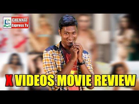 X Videos  Tamil Movie Review Vj Muni Sajo Sundar Chennai Express Tv