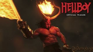 "VIDEO: HELLBOY – ""Green Band"" Trailer"