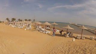 Nubia Aqua Beach Resort Gang zum Strand