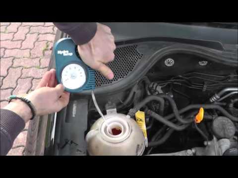 Warum fließt auf dem Motorroller das Benzin in wosduchan