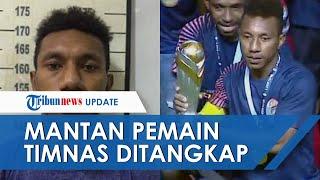 Eks Pemain Timnas U-19 Alvian Sanyi Aniaya Kekasih karena Diejek Kalah Main Mobile Legend oleh Teman