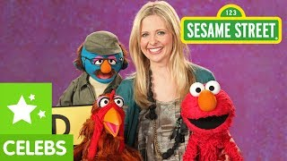 Sesame Street: Sarah Michelle Gellar is Disappointed