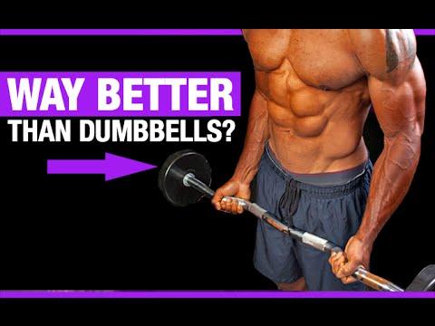 Barbells vs Dumbbells vs Cables (THE WINNER IS?)
