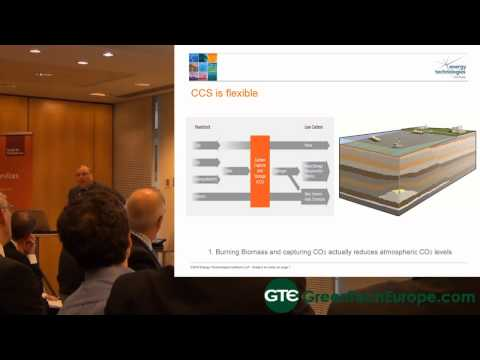 Getting CCS in the UK to Happen (2/5) -Dennis Gammer, Energy Technology Institute 14.05.2015