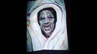 MUA Facepaint Cosplay Grandmother Willow from Walt Disney Pocahontas