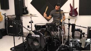 Chunk! No, Captain Chunk!--I am Nothing Like You Drum Cover *HQ STUDIO QUALITY