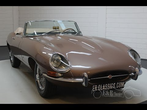 Video of '61 E-Type - QQ1H