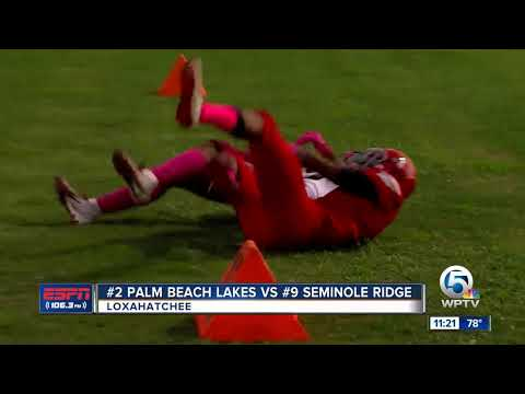 Seminole Ridge vs Palm Beach Lakes