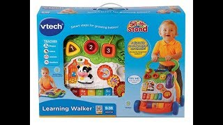 Best Toys Reviews VTech Sit To Stand Learning Walker