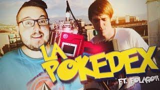 La Pokedex | Carlos Vives y Shakira - La Bicicleta | Sinapsis ft Folagor (PARODIA)