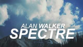 Alan Walker - Spectre