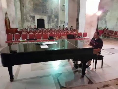 Мужской хор Оптина Пустынь. Франц Шуберт (1797-1828). Ave Maria