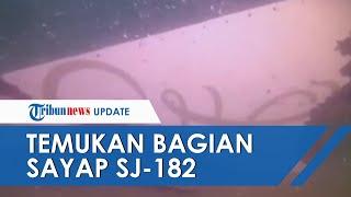 Tim Penyelam Gabungan Menemukan Bagian Sayap Sriwijaya Air SJ 182 di Kepulauan Seribu