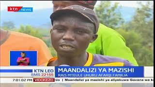 Maandalizi ya mazishi ya Wahome Gakuru yameendelea