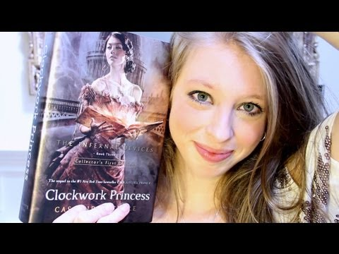 CLOCKWORK PRINCESS BY CASSANDRA CLARE: booktalk with XTINEMAY