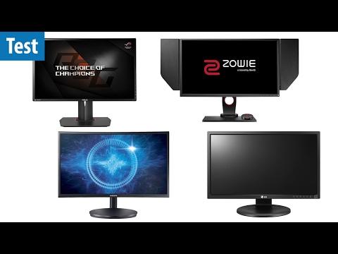 Die besten Full-HD-Monitore für Gamer | deutsch / german