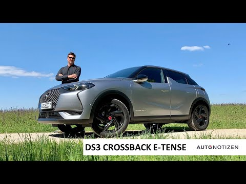 2020 DS3 Crossback E-Tense: Elektroauto im Alltags-Test, Review, Fahrbericht