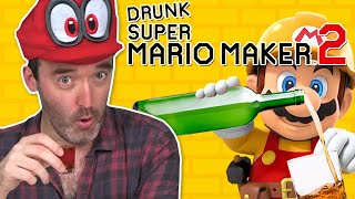 Drunk Irish People Play Super Mario Maker 2