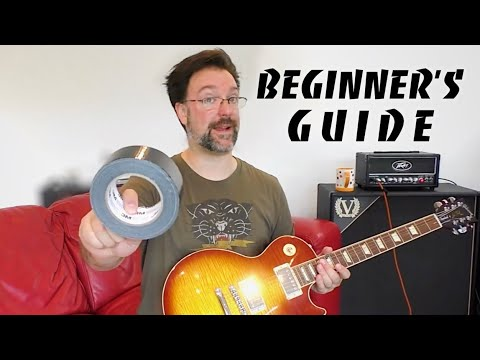 The Beginner's Guide To Electric Guitar Gear – Guitars, Amps & Pedals