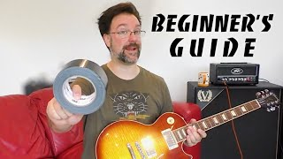 The Beginner's Guide To Electric Guitar Gear   Guitars, Amps & Pedals