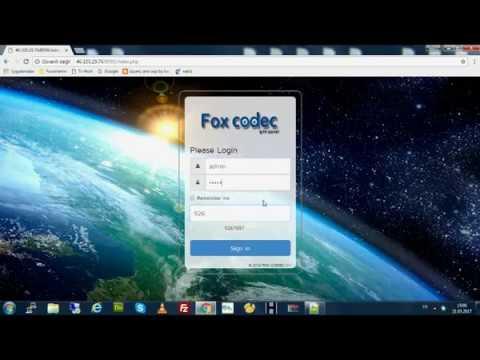 Fox Codec IPTV PANEL Free - смотреть онлайн на Hah Life