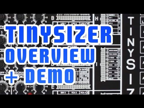 the tinysizer modular synth overview demo synthtopia. Black Bedroom Furniture Sets. Home Design Ideas