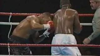 "Майк Тайсон - Джеймс Даглас 38 (4) Mike Tyson vs James ""Buster"" Douglas"