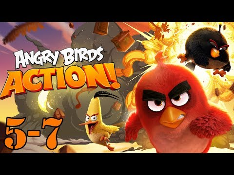 Angry Birds Gameplay Part 5 And 7 - Let's PLAY Angry Birds With GERTIT Mp3