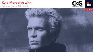 Gambar cover Kyle Meredith with... Billy Idol