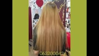 Наращивание волос от Мартыновой