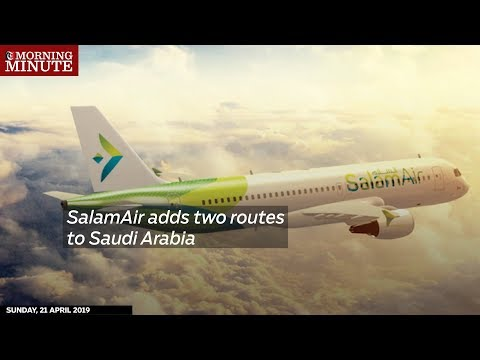 SalamAir adds two routes to Saudi Arabia